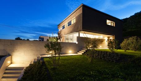 Beleuchtungstechnik und lichtkonzepte von sb baumgartnersb for Lumiere exterieur facade
